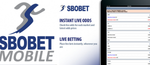 sbobet on iphone