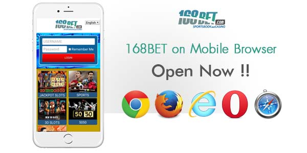 Banner-168bet-on-browser